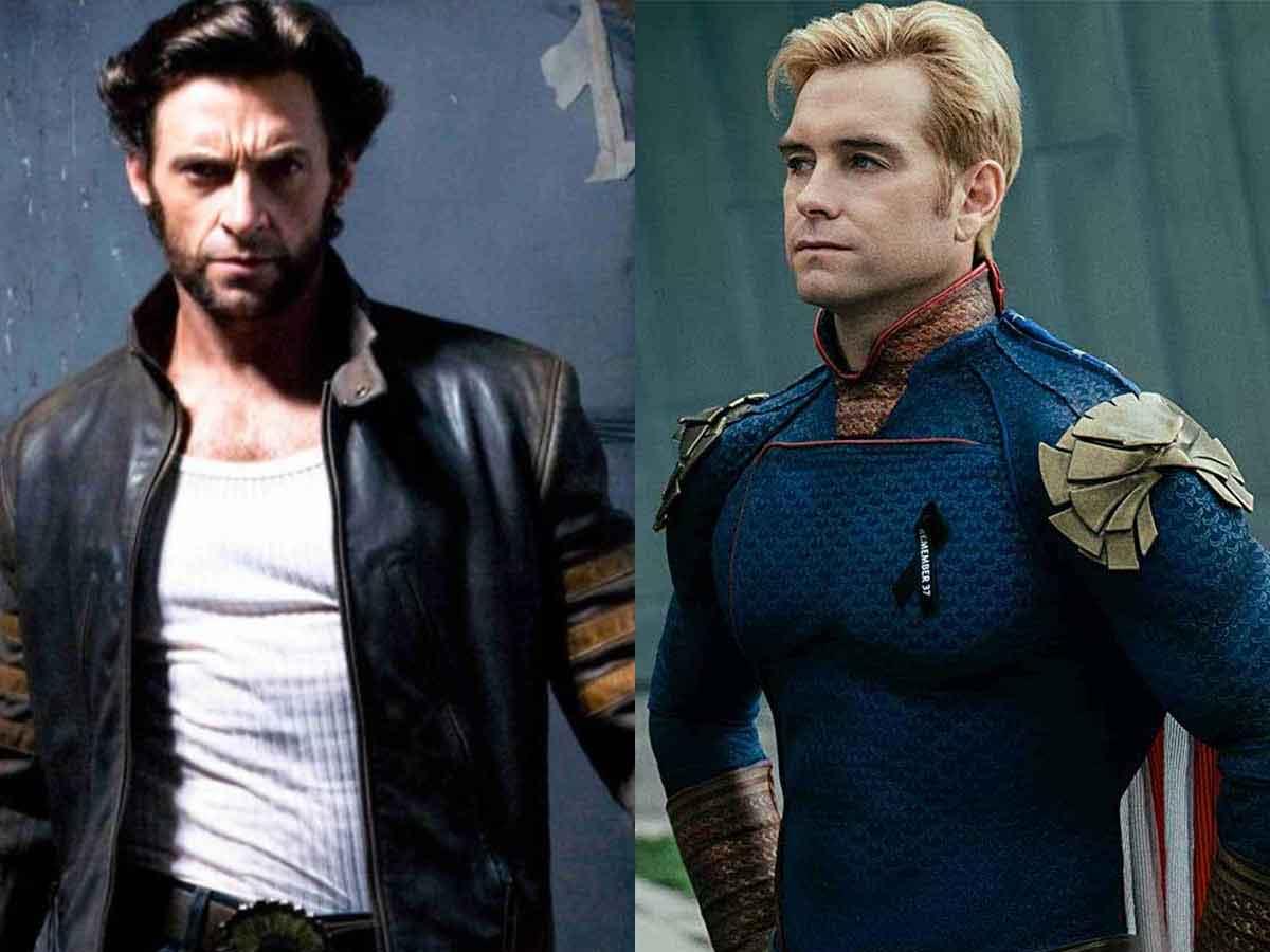 Actor de The Boys quiere interpretar a Wolverine en las películas de Marvel
