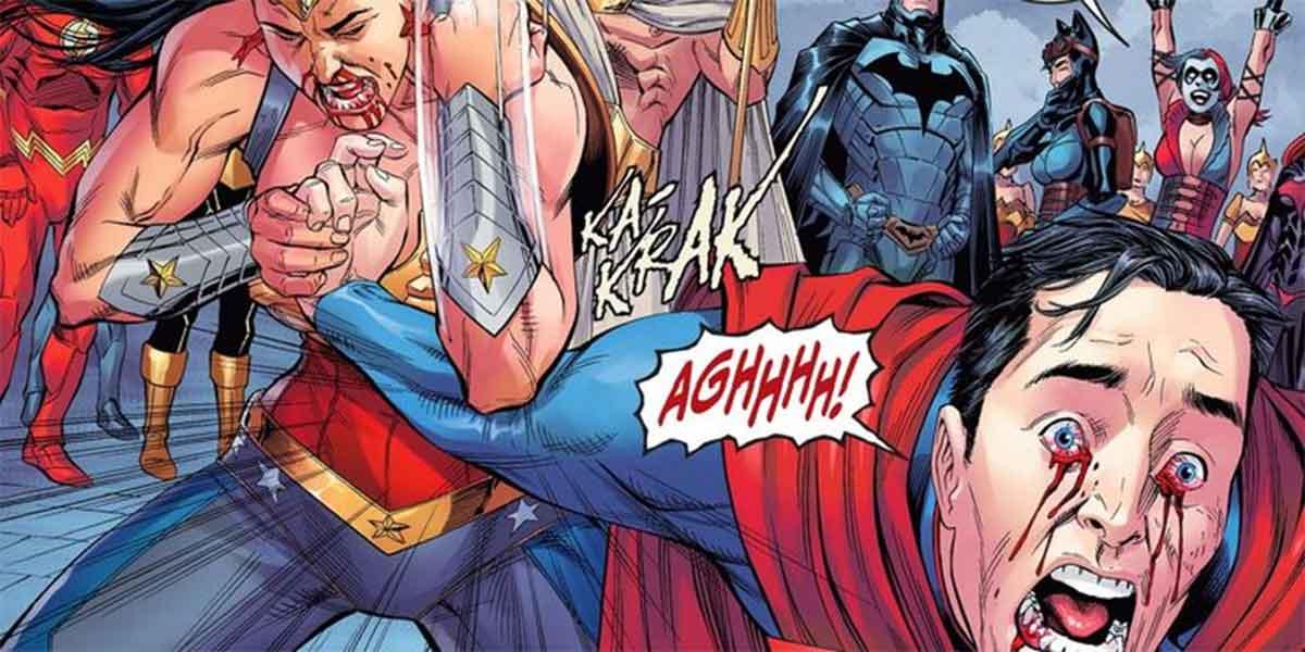 Solo hay un personaje de DC Comics capaz de romper los huesos de Superman