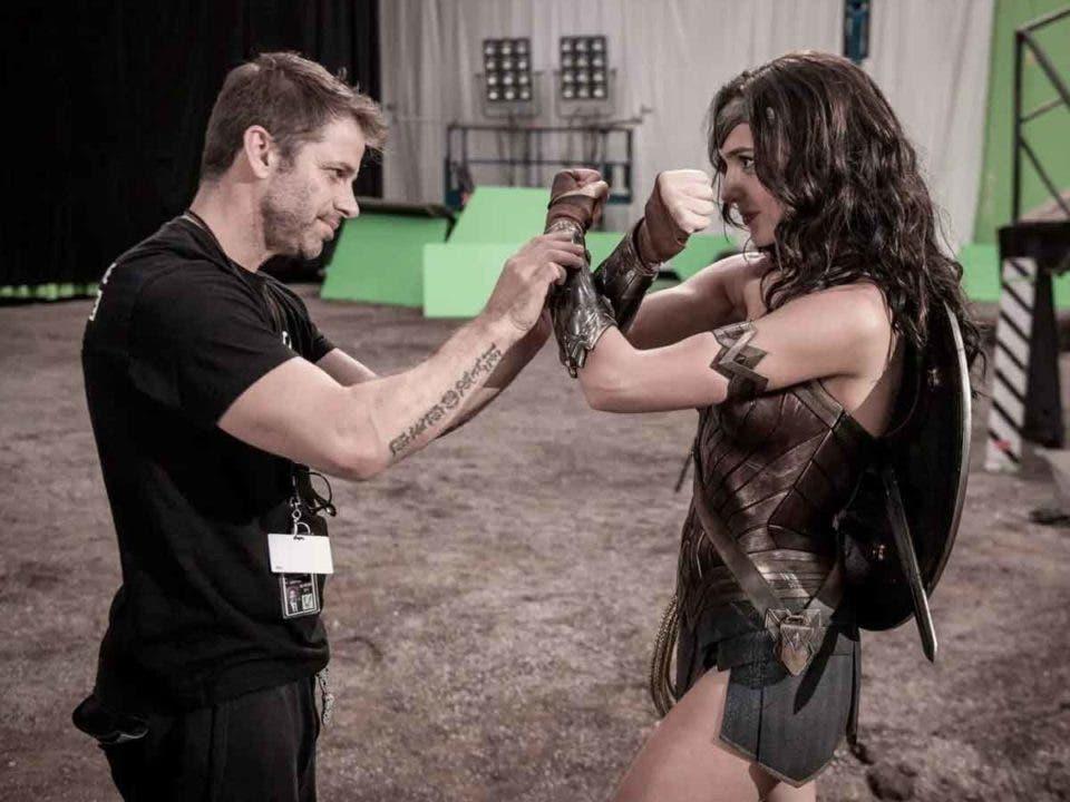 Zack Snyder ya ha visto Wonder Woman 1984 y comparte su opinión