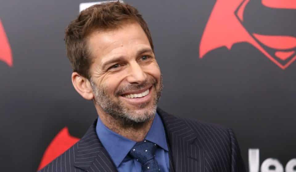Zack Snyder podría desarrollar un universo animado de DC