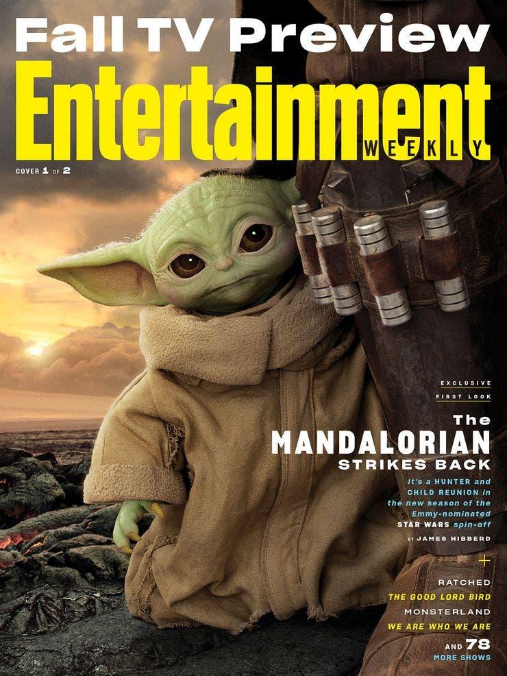 Baby Yoda EW