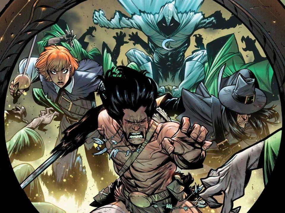 Reseña MARVEL Conan: La Guerra de la Serpiente nº 2