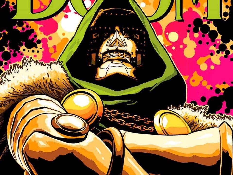 Doctor Doom 1-5