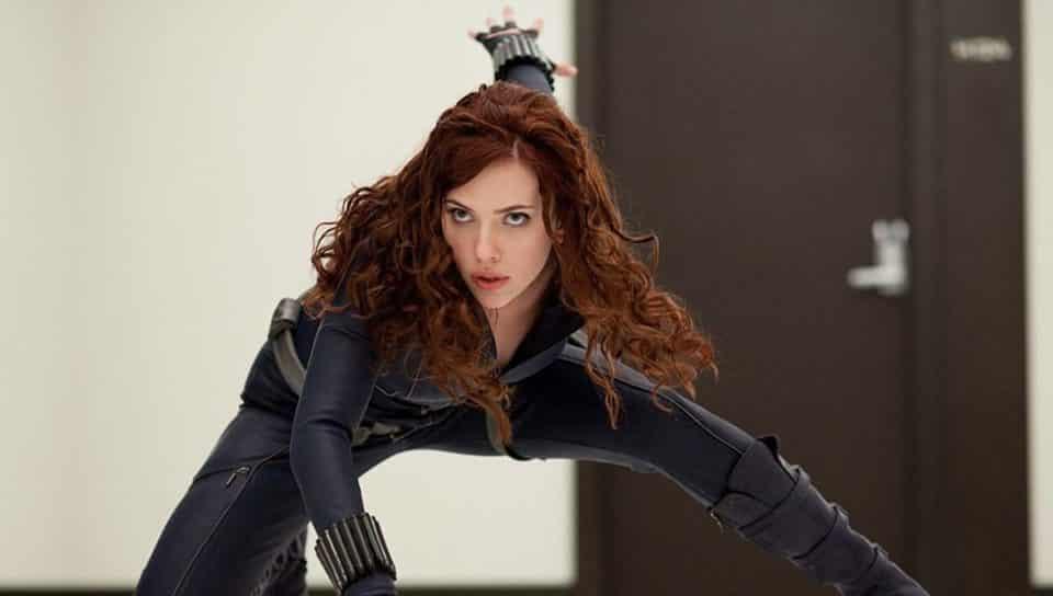 El papel de Black Widow en Iron Man 2 fue más importante de lo que parece