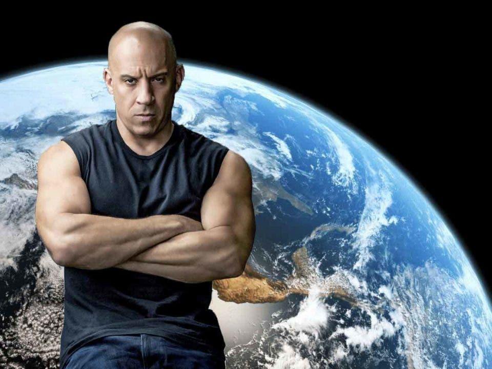 Fast and Furious 9 lanzará a Dominic Toretto al espacio exterior