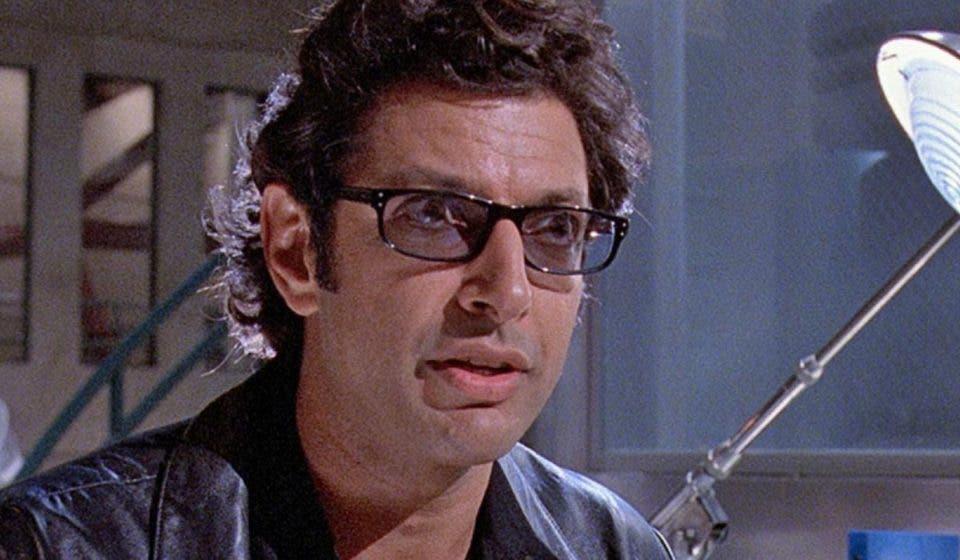Jeff Goldblum habla de su personaje en Jurassic World 3