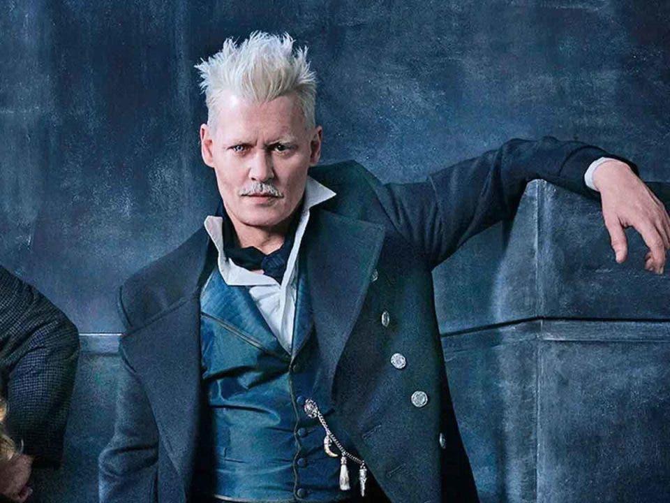 Johnny Depp pide retrasar el juicio para filmar Animales fantásticos 3