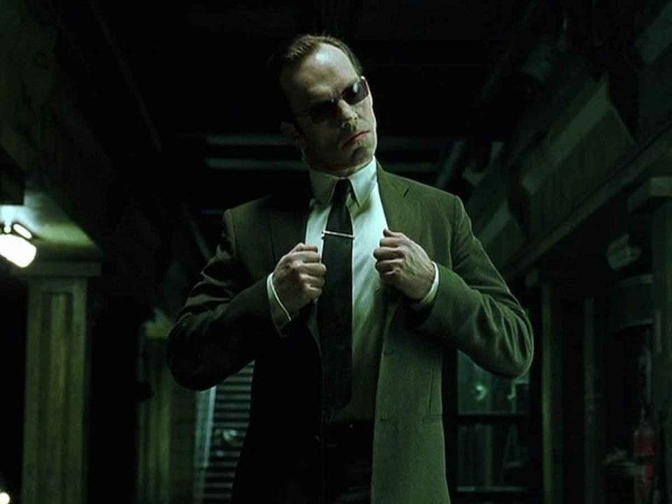 Matrix 4: Hugo Weaving explica por qué no regresará como el Agente Smith
