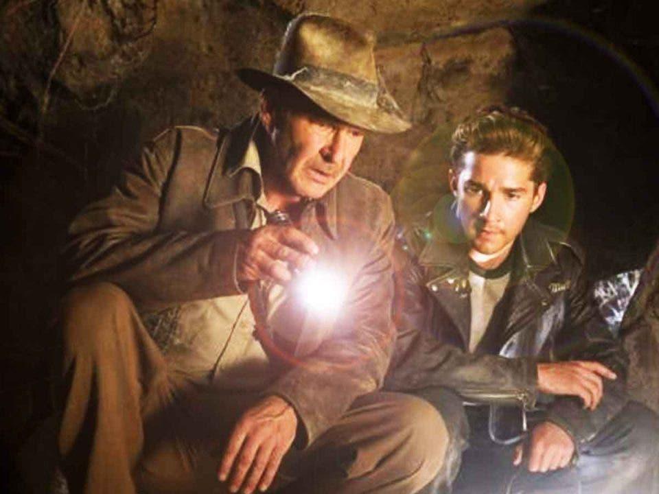 Shia LaBeouf quiere regresar a Indiana Jones 5