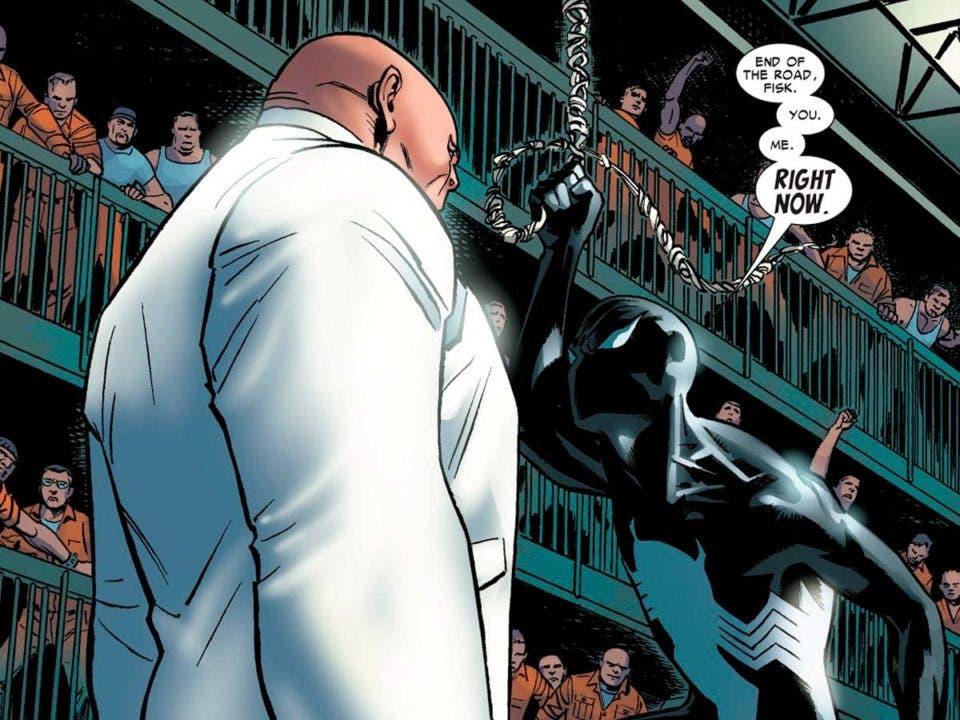 En Spider-Man Back In Black, los fans descubren la verdadera razón por la que Spider-Man mató a Wilson Fisk más conocido como Kingpin