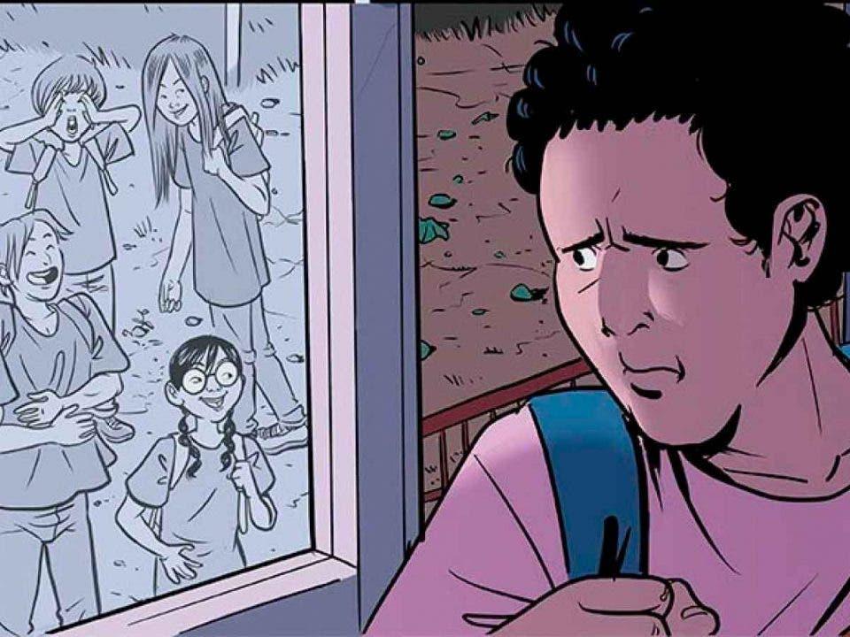 Subnormal. Una historia de acoso escolar.