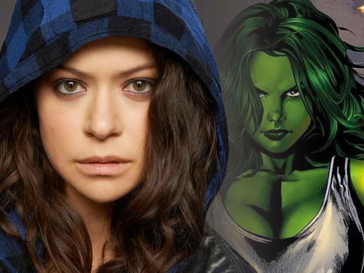 Tatiana Maslany será Hulka (She-Hulk) en Marvel