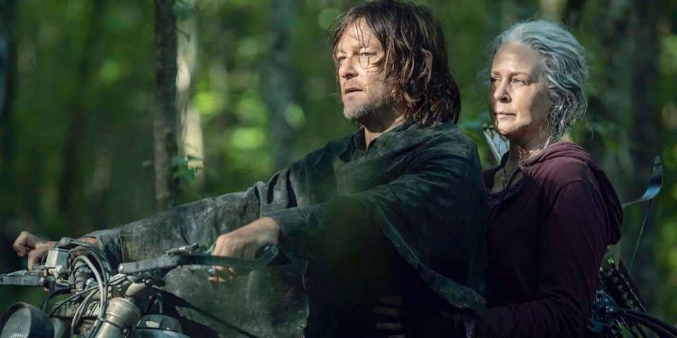 The Walking Dead: Daryl y Carol protagonizarán su propio spin off