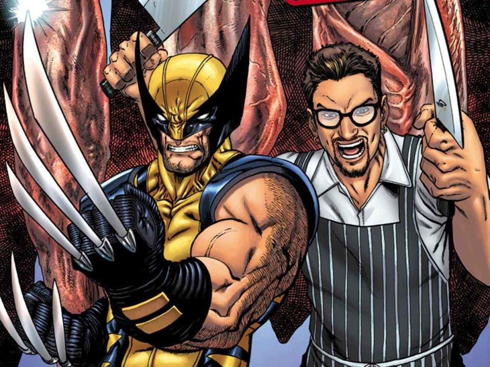 Wolverine fue el buffet interminable de un caníbal