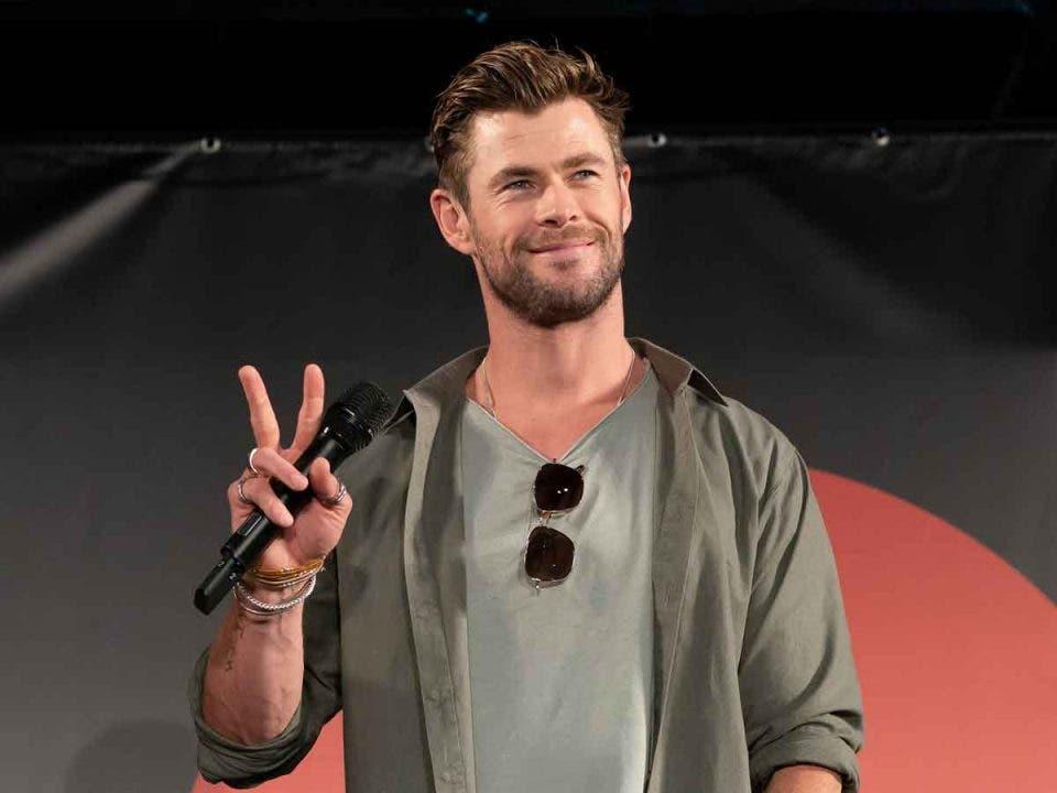 Así le cambió la vida Chris Hemsworth a un joven actor