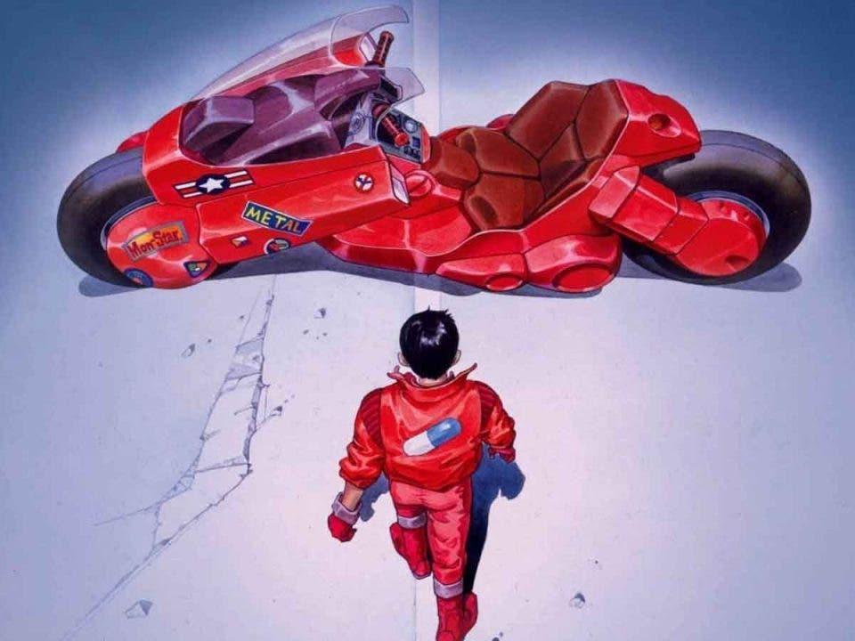 El manga de Akira bate un récord brutal