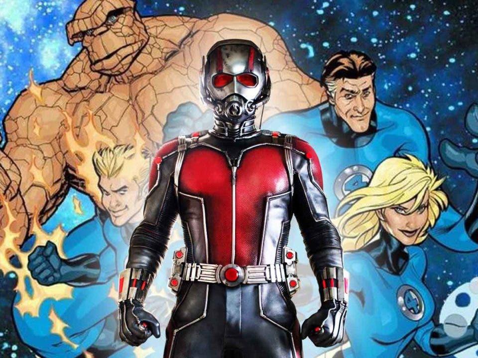 Teoría Marvel: Ant-Man 3 podría introducir a Los Cuatro Fantásticos