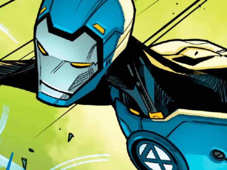 Marvel presenta la armadura de Iron Man más extraña de la historia