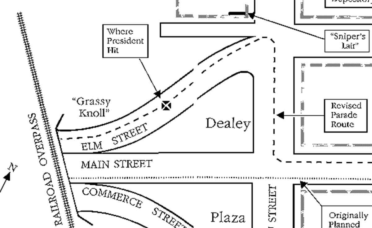 Pesadilla en Elm Street tiene una conexión con el asesinato de JFK