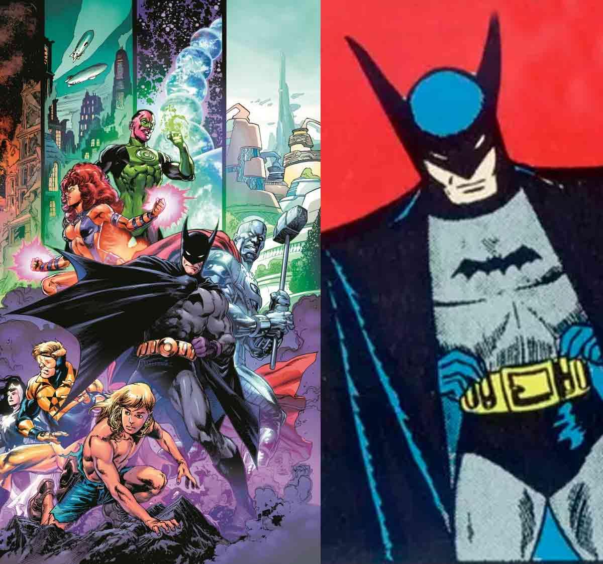 El Batman original de DC Comics lidera un nuevo súper equipo