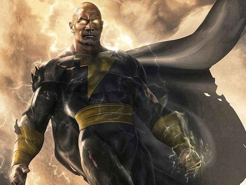 Black Adam usará sus poderes de forma diferente a otros héroes