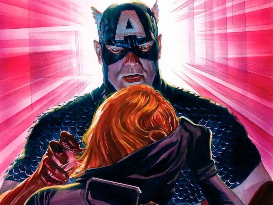 Capitán América Nº14
