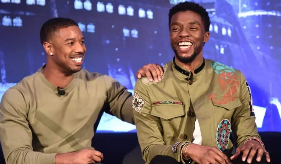 El emotivo adiós de Michael B. Jordan a Chadwick Boseman