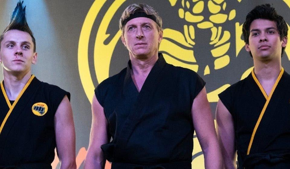 Cobra Kai se convirtió en la serie más popular de Netflix