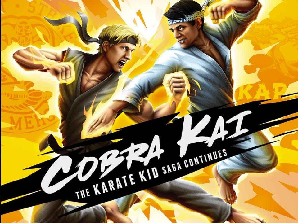 Cobra Kai tendrá un videojuego y ya tenemos tráiler