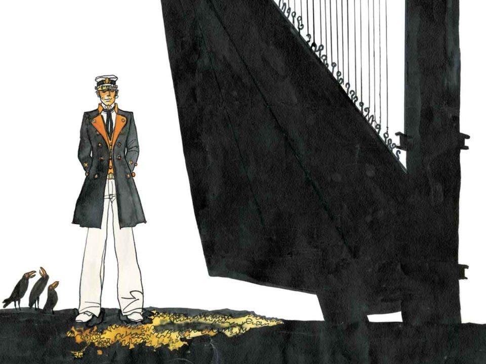Corto Maltés. Las Célticas. La Gran Guerra, la revolución y los duendes de Hugo Pratt