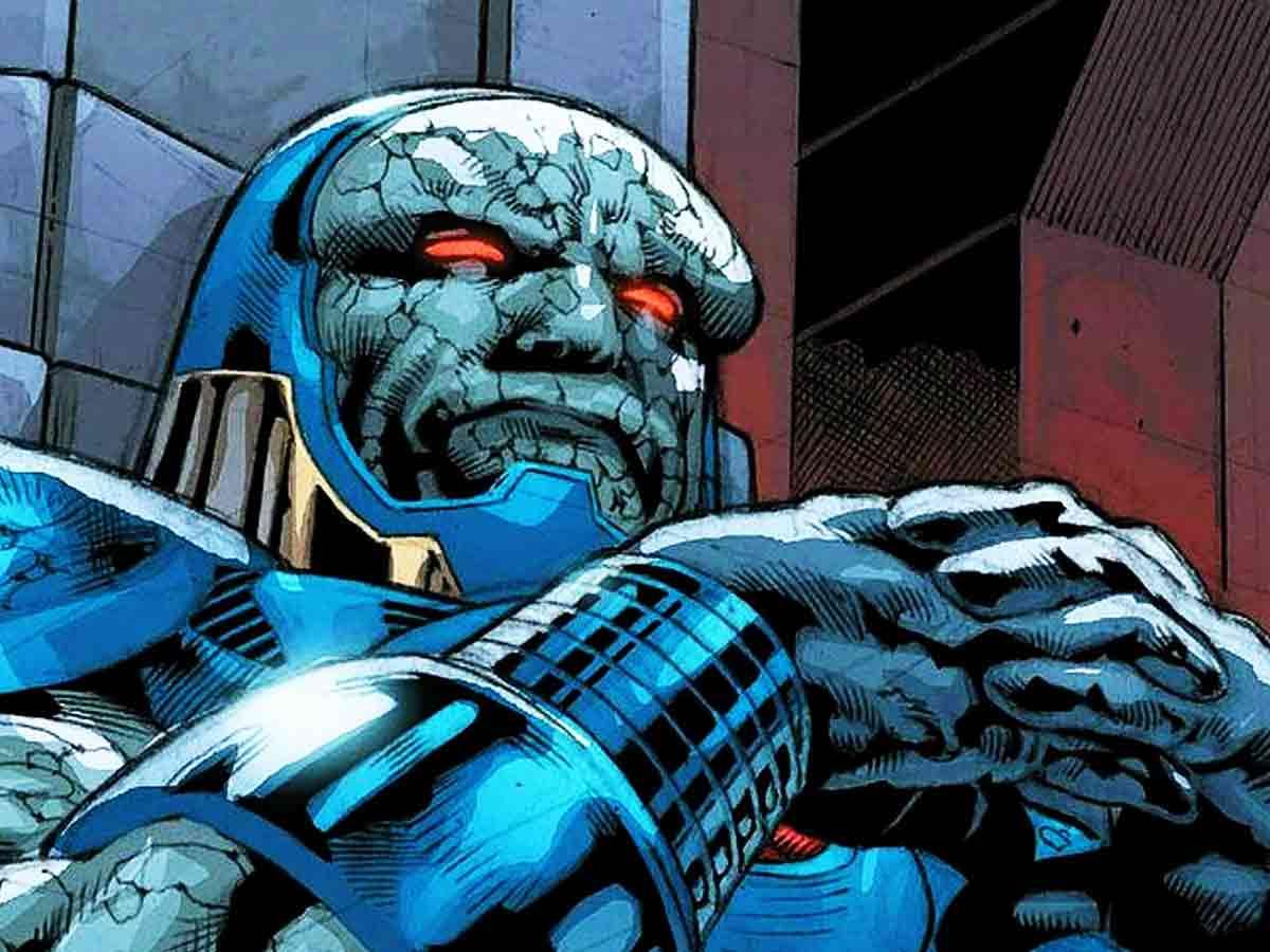 Darkseid realmente no entiende los viajes en el tiempo