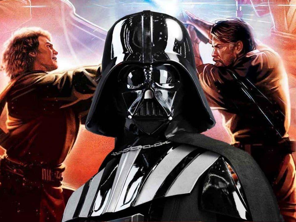 Darth Vader revela por qué Anakin Skywalker odiaba a Obi-Wan Kenobi