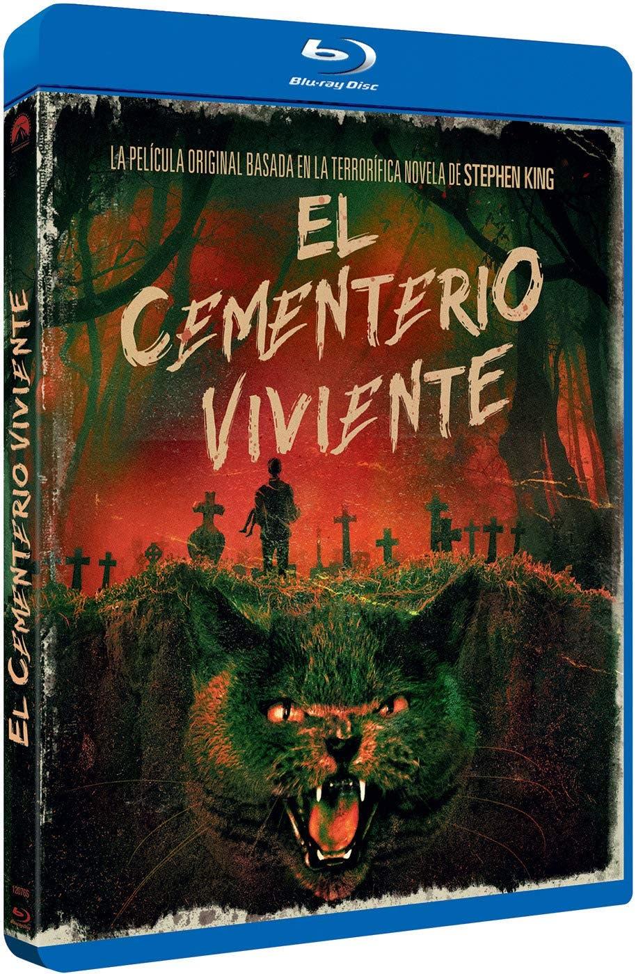 El cementerio viviente Blu-ray