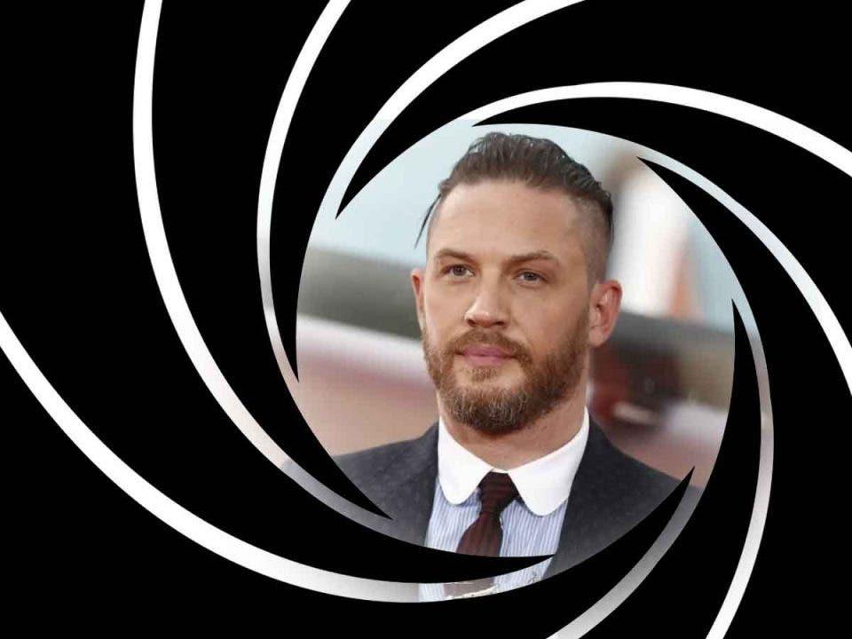 Espectacular Fan Art de Tom Hardy como el nuevo James Bond