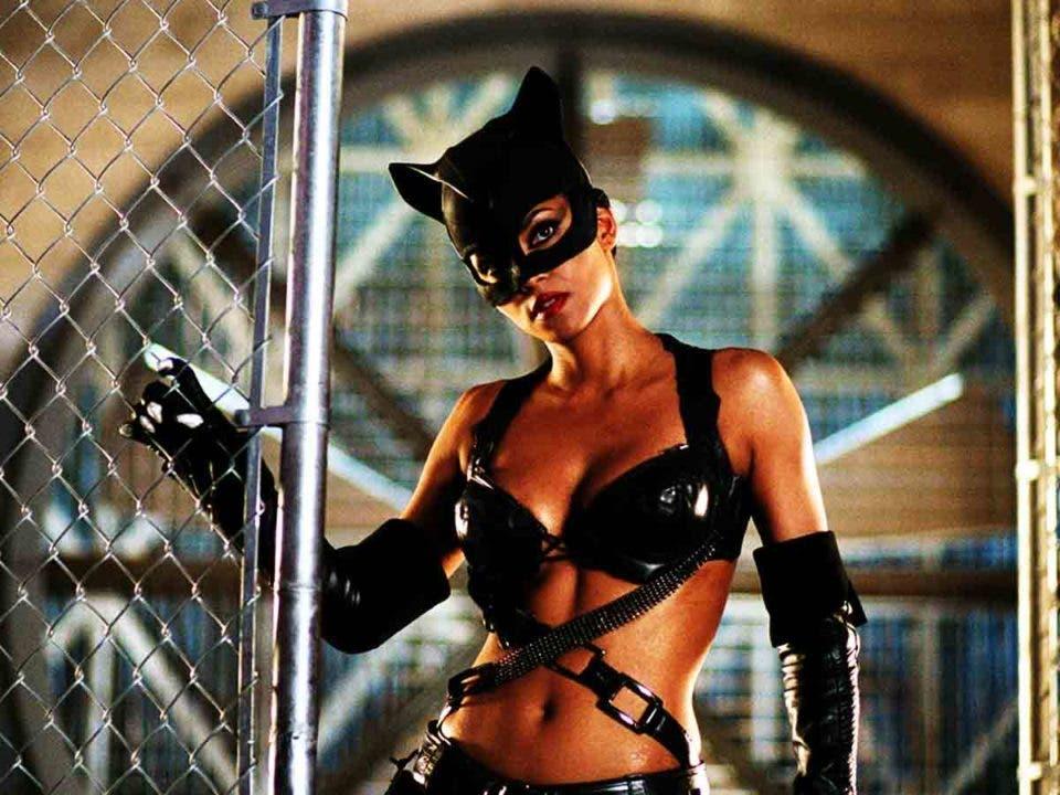 Los mayores problemas de Catwoman (2004) pudieron notarse durante el rodaje
