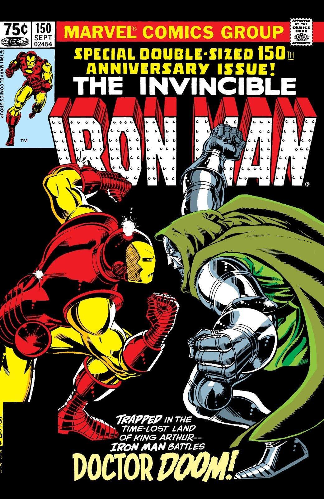 iron man 150