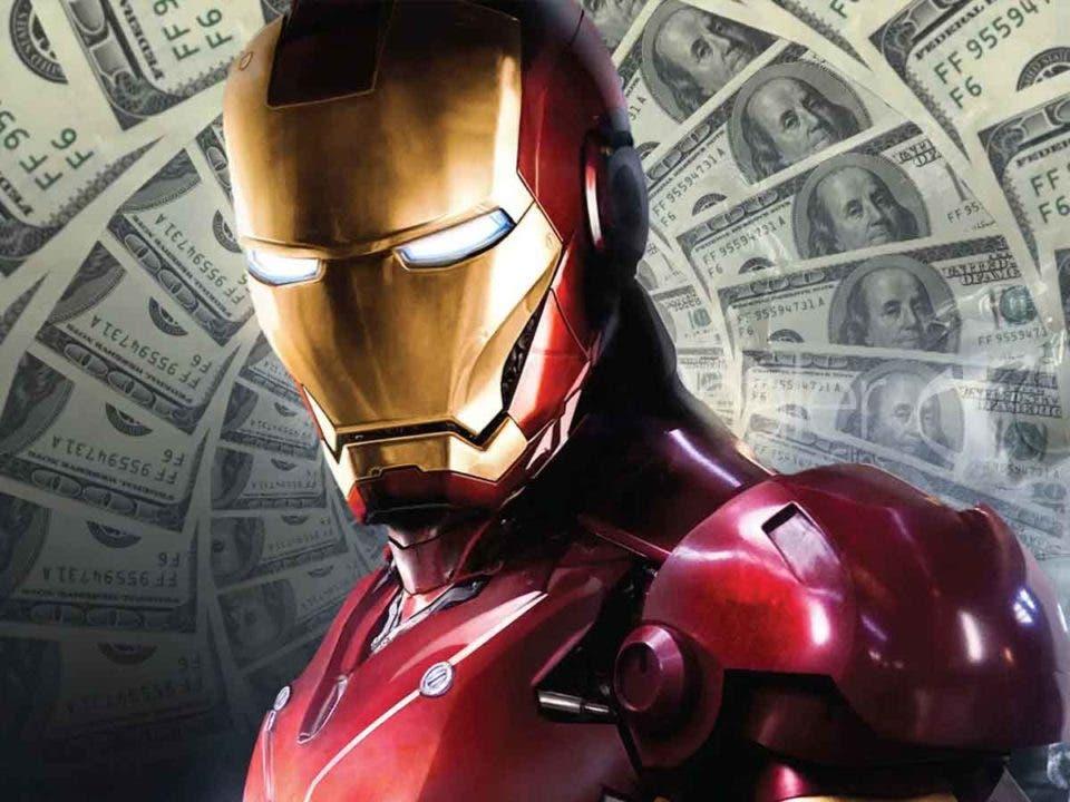Iron Man acaba de ganar 65.000 millones de dólares