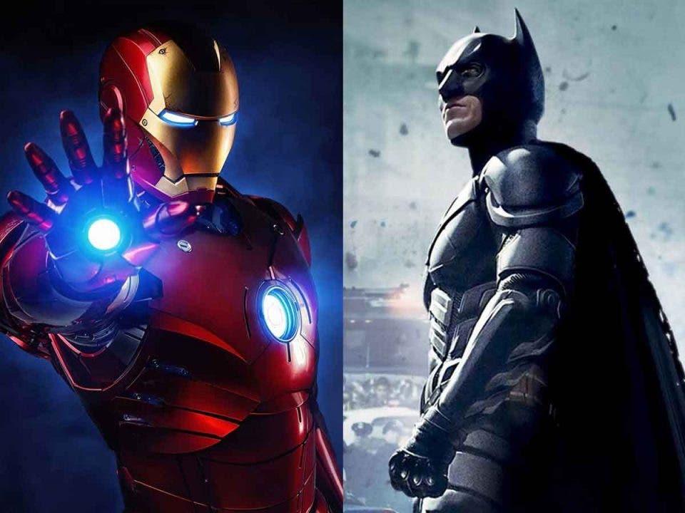 Iron Man confirma que es peor héroe que Batman