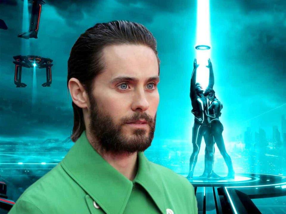 Impresionante cambio físico de Jared Leto preparando Tron 3