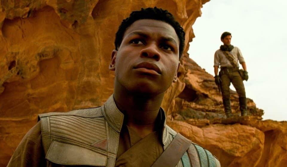 Star Wars: John Boyega dice que su personaje fue solo para promoción
