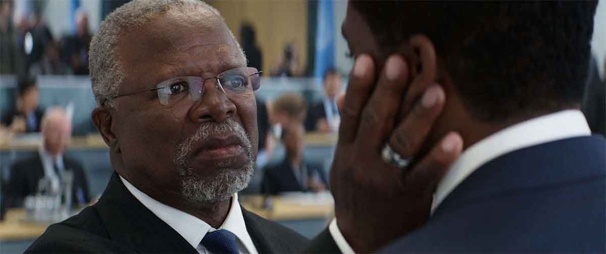 Chadwick Boseman estaba preocupado de que Black Panther 2 no sucediera