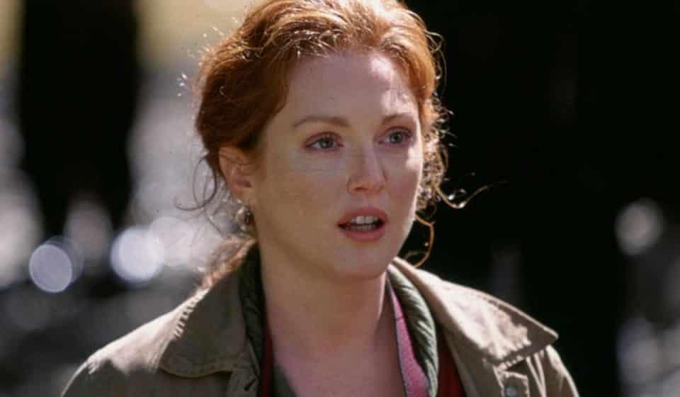 Julianne Moore quería estar en Jurassic World 3 pero no la llamaron