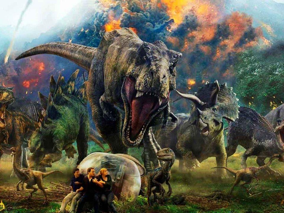 Jurassic World no fallará donde lo hizo Star Wars