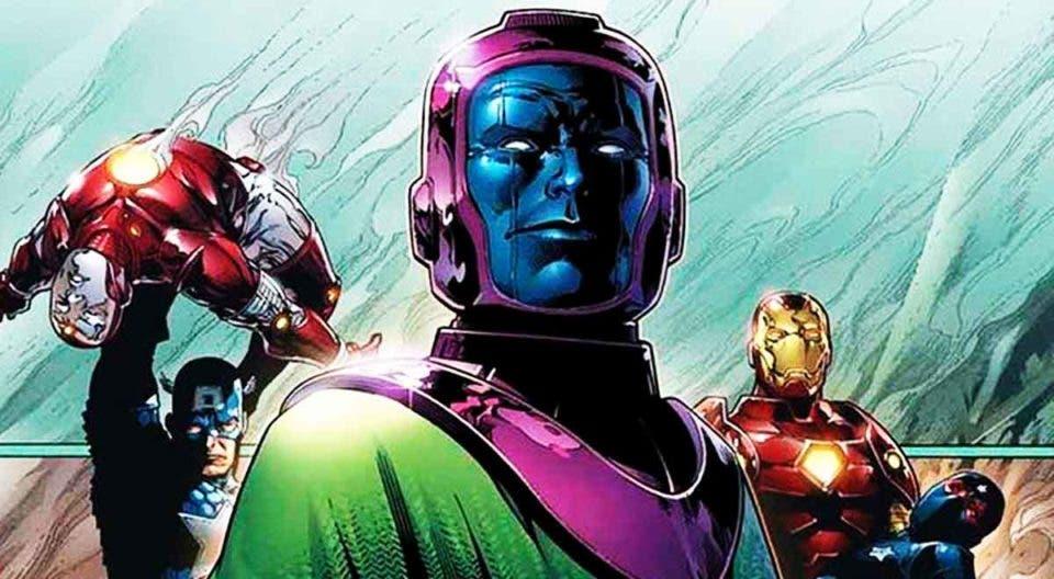 Así es Kang el Conquistador, el nuevo villano de Ant-Man 3
