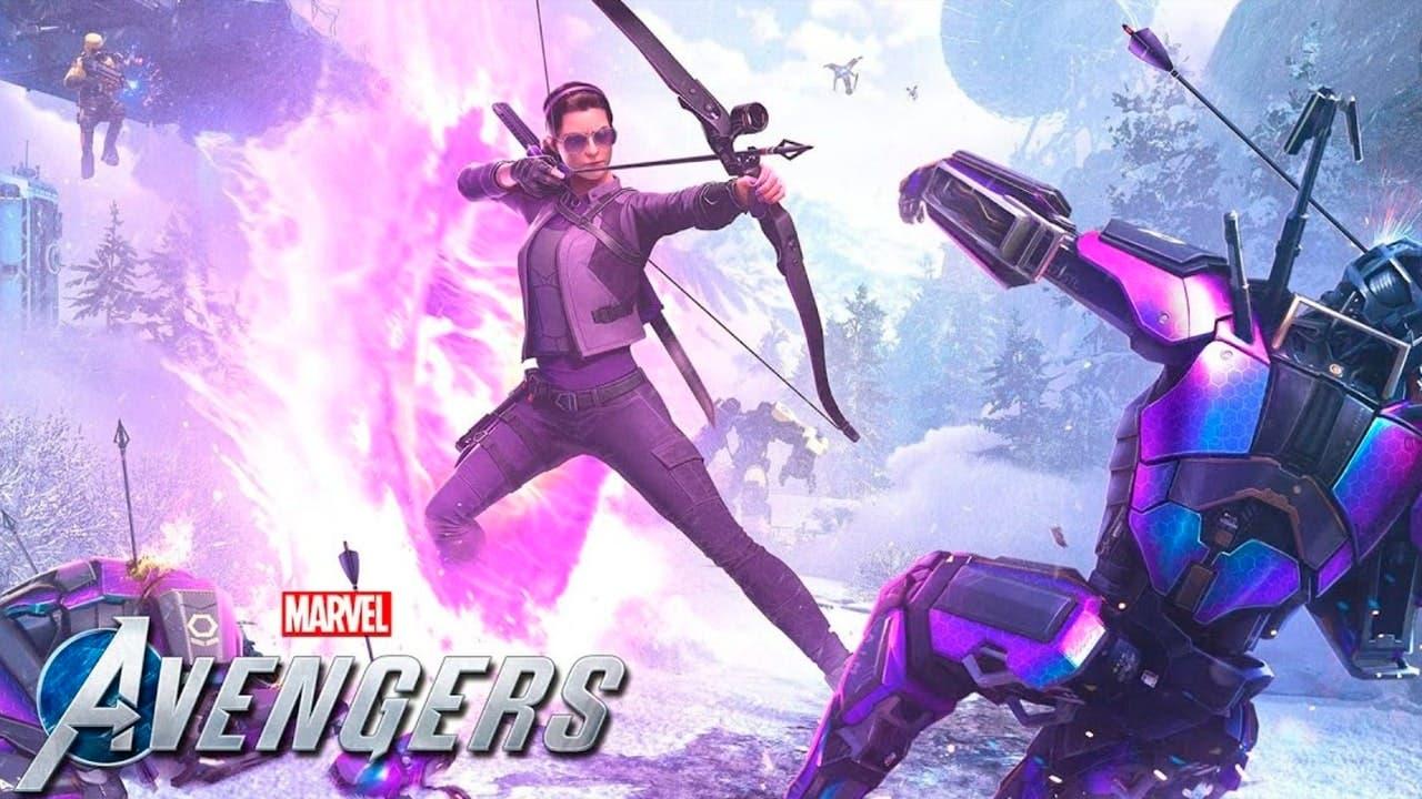Kate Bishop Marvel' avengers