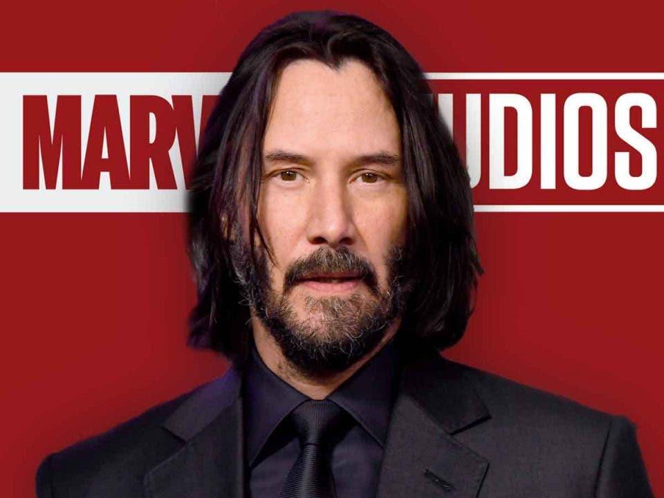 Marvel ya ha decidido que personaje debe interpretar Keanu Reeves