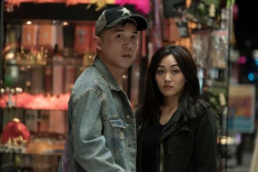 Kimiko y Kenji