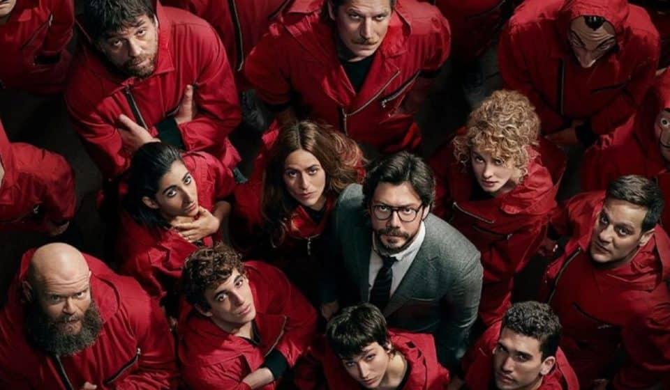 La Casa de Papel fichó a un nuevo actor para su quinta temporada