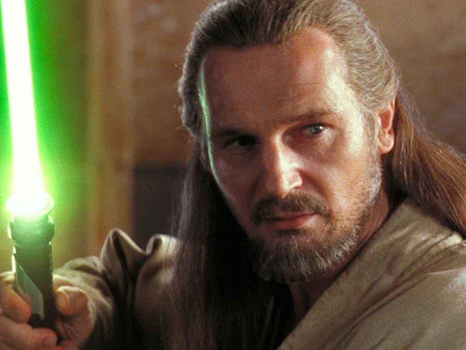 Opinión de Liam Neeson sobre Star Wars: La Amenaza Fantasma (1999)