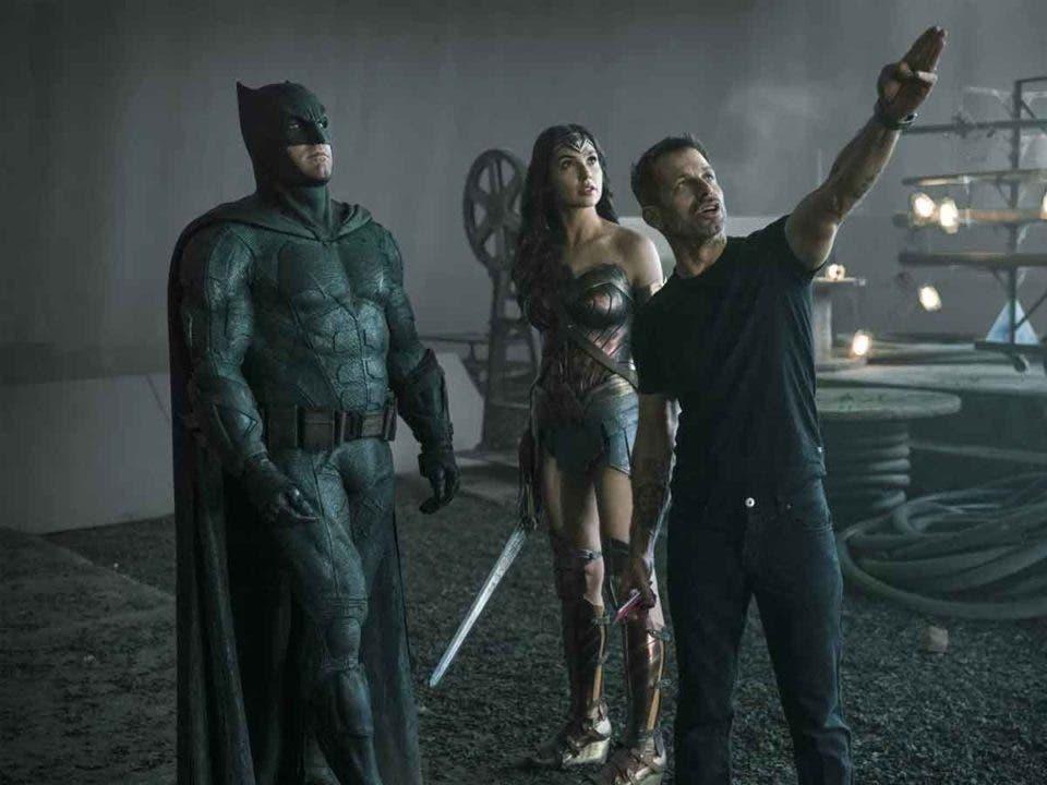 La versión de Liga de la Justicia de Zack Snyder ya tiene titulo oficial